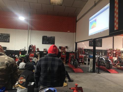 Curso Customización Motocicletas 104