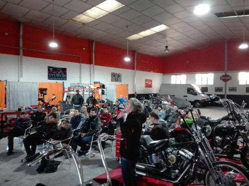 Curso Customización Motocicletas 105
