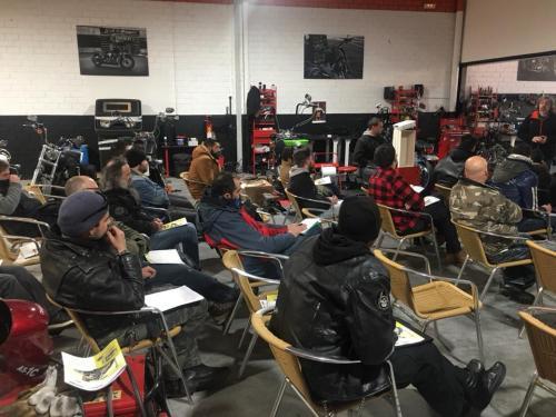Curso Customización Motocicletas 106