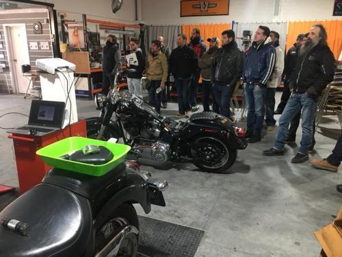 Curso Customización Motocicletas 107