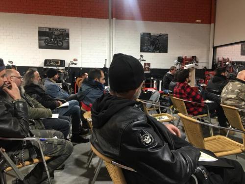 Curso Customización Motocicletas 109