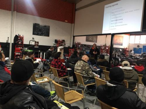 Curso Customización Motocicletas 115