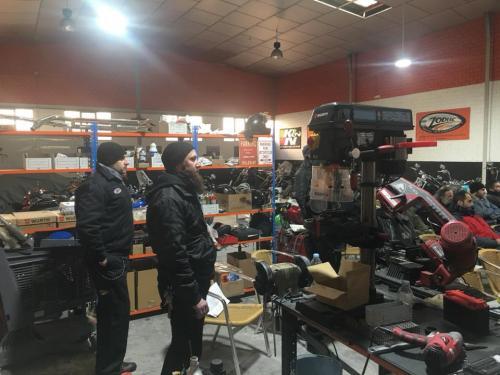 Curso Customización Motocicletas 119