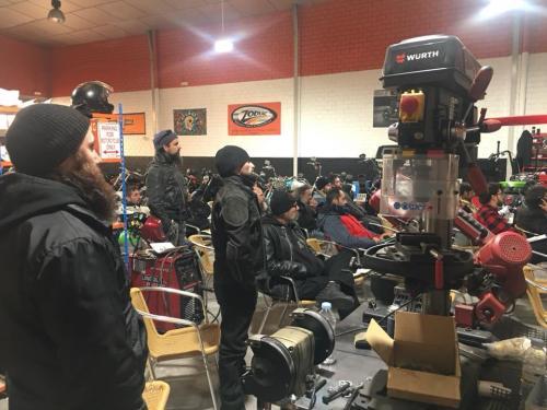 Curso Customización Motocicletas 120