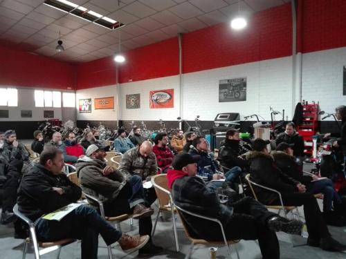 Curso Customización Motocicletas 122