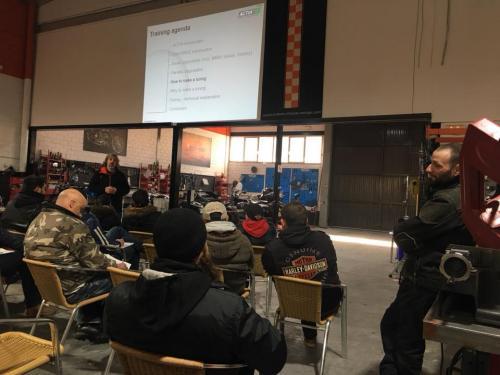 Curso Customización Motocicletas 124