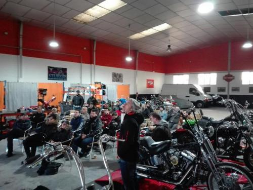 Curso Customización Motocicletas 125
