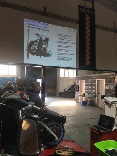 Curso Customización Motocicletas 126