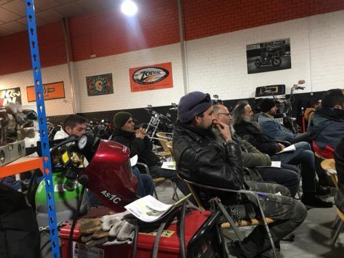Curso Customización Motocicletas 127