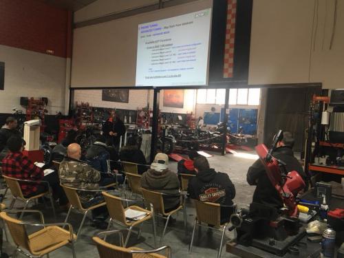 Curso Customización Motocicletas 130