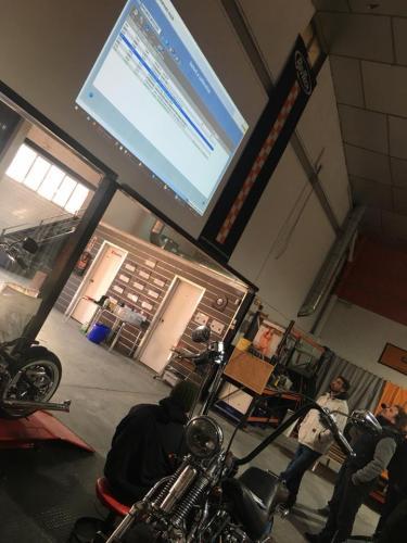 Curso Customización Motocicletas 131
