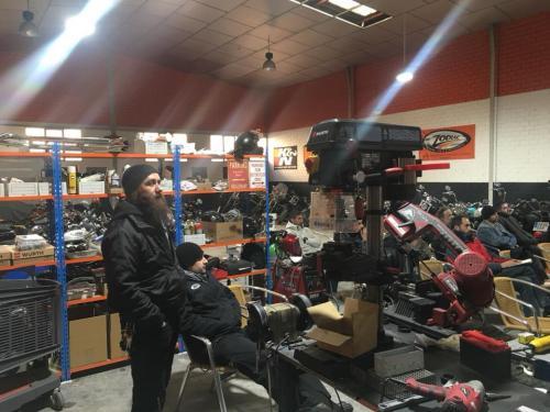 Curso Customización Motocicletas 132