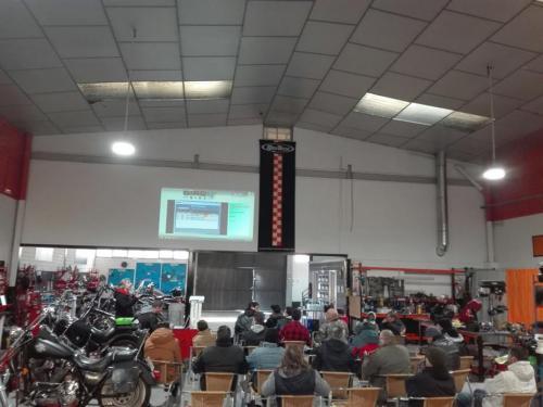 Curso Customización Motocicletas 133