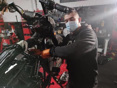 Curso de Motores Harley Davidson 2021.01.17