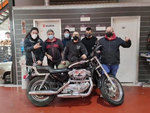 Curso de Motores Harley Davidson 2021.03.22