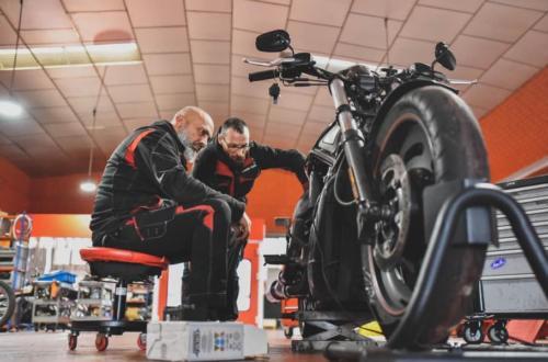 Motores Harley Davidson (2)