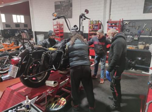 Motores Harley Davidson (9)