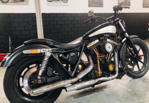 FXR 1340 EVO 3