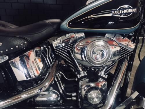 HERITAGE SOFTAIL CLASSIC 3