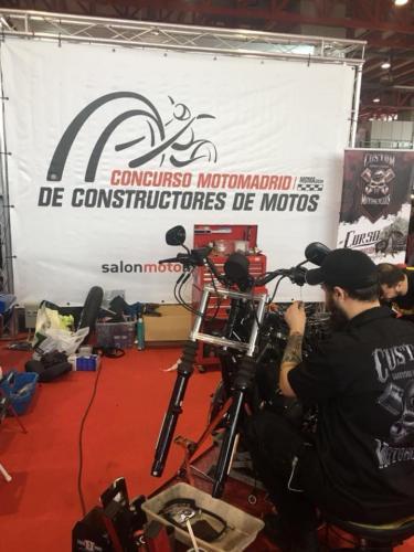 Moto Madrid 2018.03.10