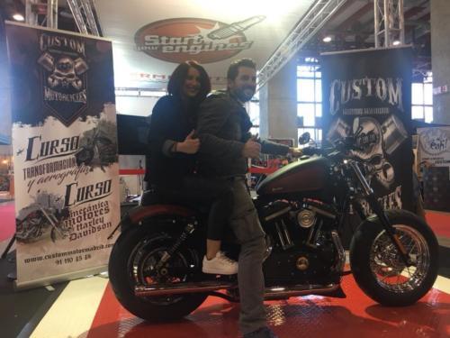 Transformacion Harley Davidson 7318-2