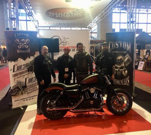 Transformacion Harley Davidson 7319