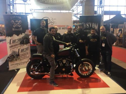 Transformacion Harley Davidson 7320
