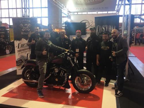 Transformacion Harley Davidson 7322