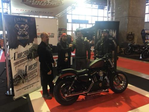 Transformacion Harley Davidson 7324