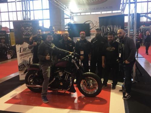 Transformacion Harley Davidson 7325