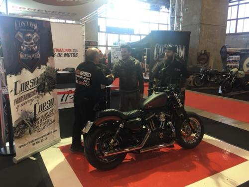 Transformacion Harley Davidson 7326