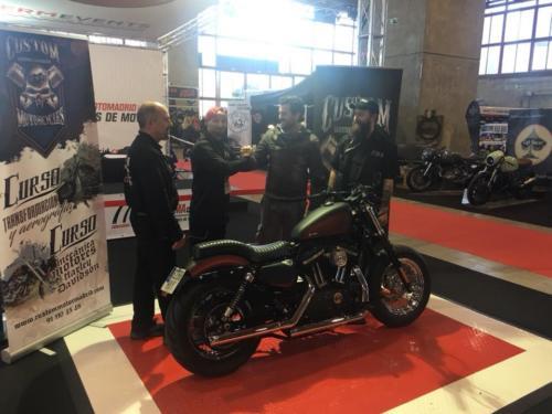 Transformacion Harley Davidson 7327