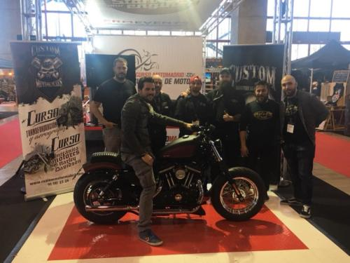Transformacion Harley Davidson 7330