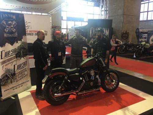 Transformacion Harley Davidson 7331