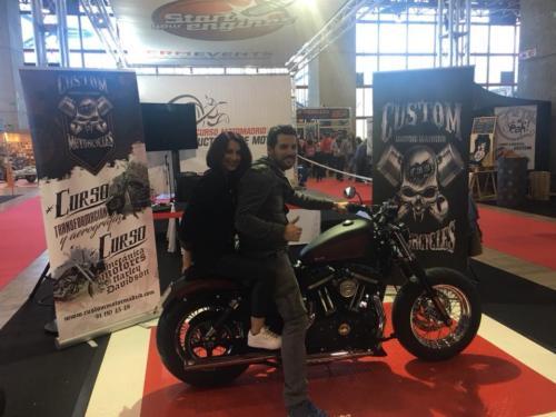 Transformacion Harley Davidson 7332