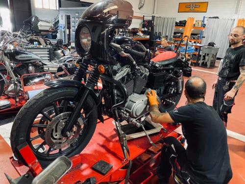 Transformacion Harley Davidson Sportster (16)