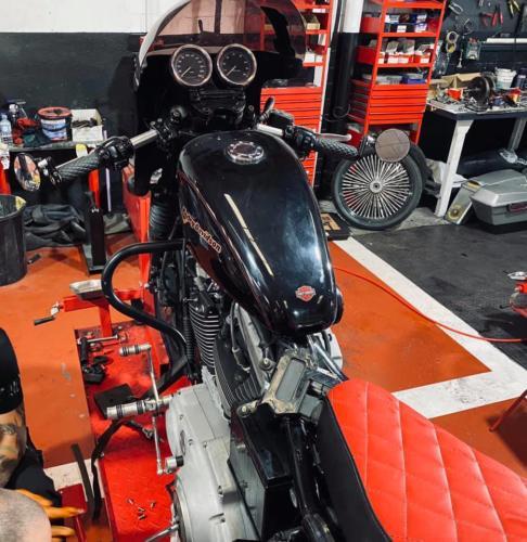 Transformacion Harley Davidson Sportster (18)