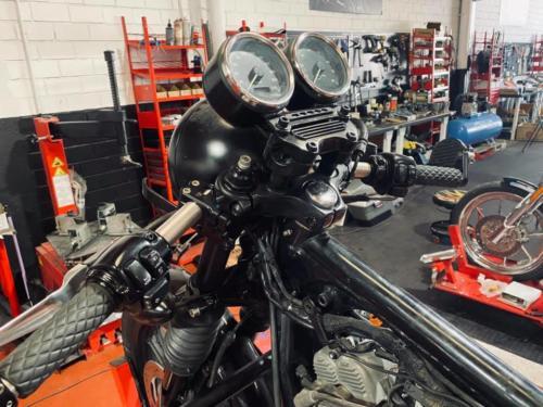 Transformacion Harley Davidson Sportster (7)