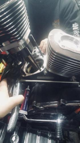 Transformacion Harley Davidson 7238