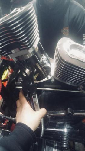 Transformacion Harley Davidson 7242