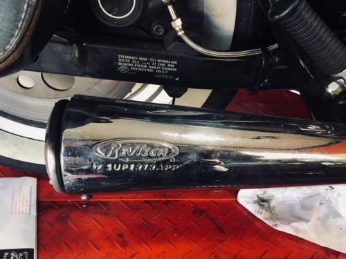 Transformacion Harley Davidson 7263