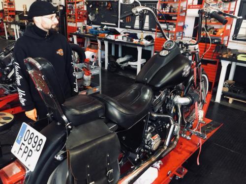 Transformacion Harley Davidson 7264