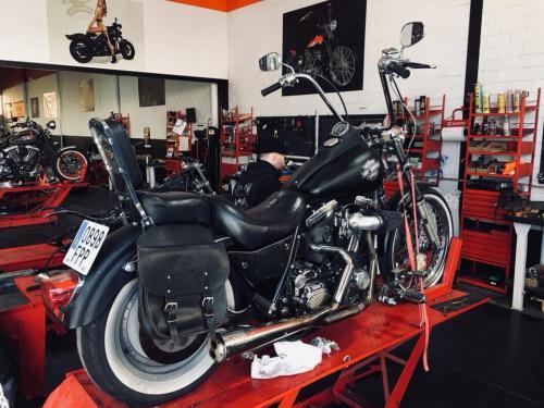Transformacion Harley Davidson 7265