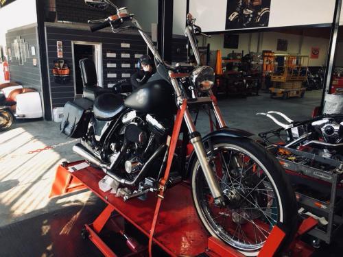 Transformacion Harley Davidson 7270