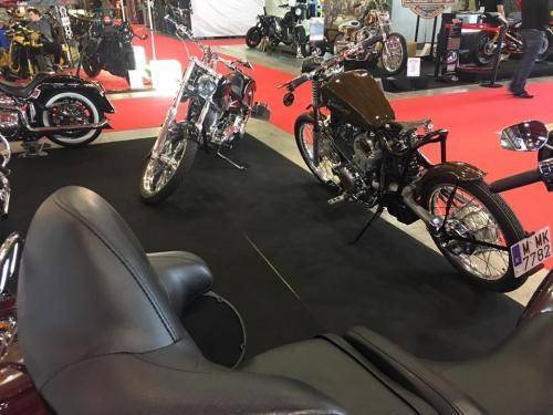 Transformacion Harley Davidson 7283