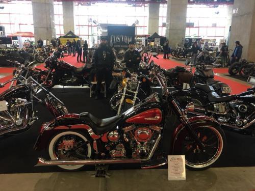 Transformacion Harley Davidson 7285