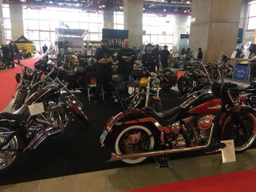 Transformacion Harley Davidson 7287
