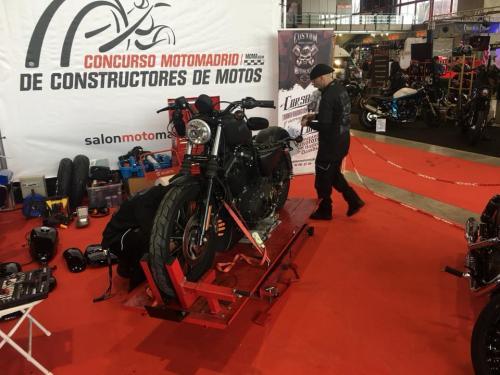 Transformacion Harley Davidson 7289
