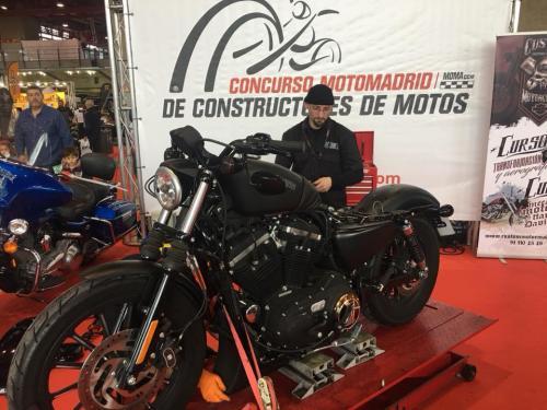 Transformacion Harley Davidson 7293
