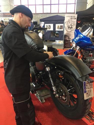 Transformacion Harley Davidson 7294